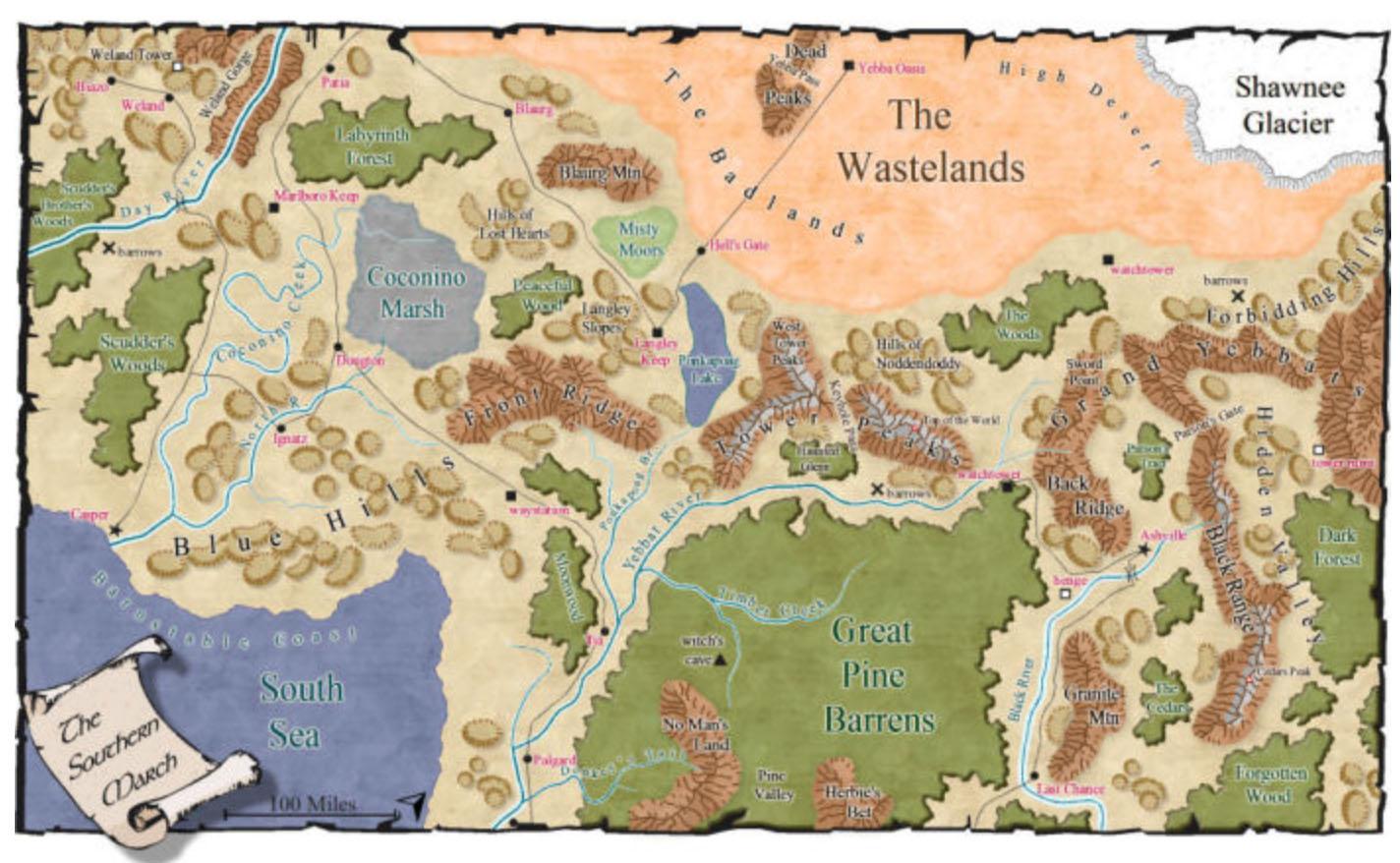 Fantasy Karte.Autoren Tipp Fiktive Landkarten Für Bücher Erstellen Die Self
